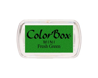 ColorBox Mini Sized Ink Pad Fresh Green