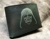 Leather Darth Vader Star Wars Wallet