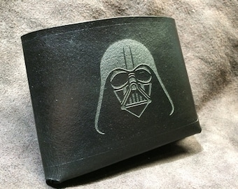 Leather Darth Vader Star Wars Wallet