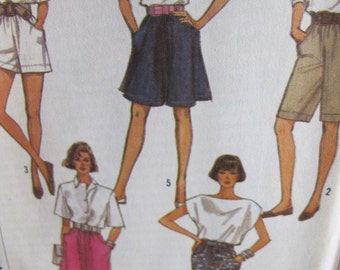 Uncut Vintage Simplicity Easy to Sew 8687