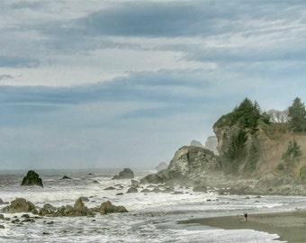 Coastal Decor, Fine Art Photography Print, Northern California Coast, Beach Decor, Wall Art Print, Landscape Photograph, Ocean Photography