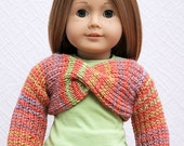 18'' doll clothes American Girl doll sweater #2