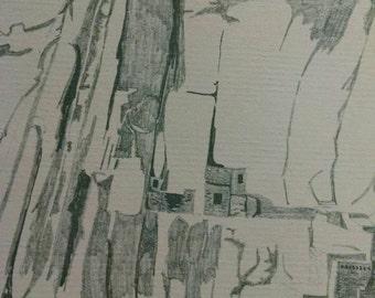 Original Ink, Southwest Art by Burns