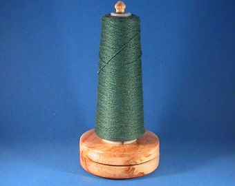 Select Colorado Aspen Yarn/Thread Holder - Specialty Lacquer Finish