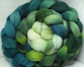 Targhee Roving Combed Top - 5oz - Gin Fizz 1