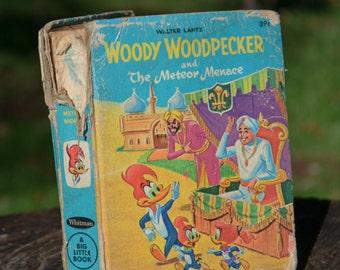 Woody Woodpecker & The Meteor Menace Book