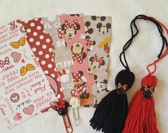 Minnie Mouse divider mini kit