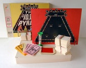 Vintage 1974 The 10,000 Dollar Pyramid Board Game Milton Bradley Based on the TV Show