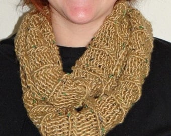 Super Cozy Bamboo Infinity Scarf