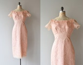 Dozi Lace dress | vintage 1950s dress | lace 50s dress