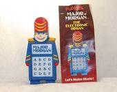 Major Morgan - vintage 1970s 1980s musical game