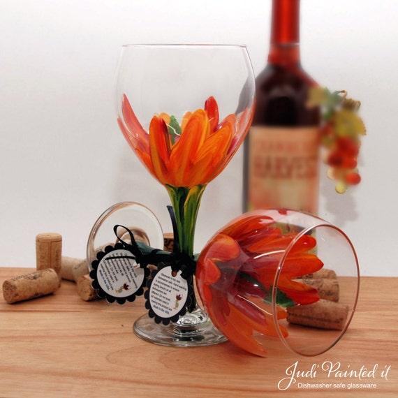 Hibiscus, hawiian gifts, luau party, painted wine glass, tropical flower, hawiian decor, tropical flower, hibiscus flower, flower wine glass