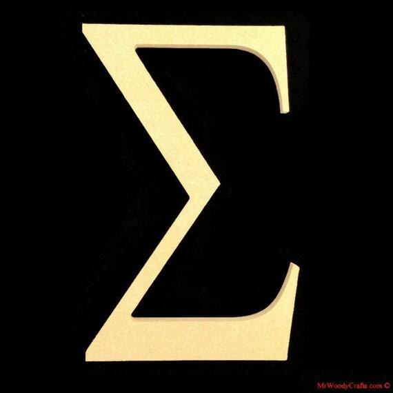 2 16 inch sorority letters unfinished wooden greek letters With 2 inch wooden greek letters