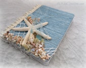 RESERVED FOR ALICE - Beach Wedding Guest Book