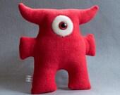 Red Monster Buddy