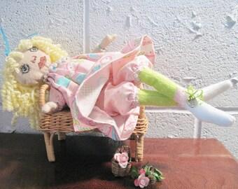 Cloth Fantasy Doll