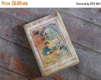 ON SALE Miniature Book --- The Secret Garden