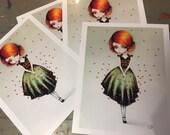SALE print - 'Lainey' 8x10 glossy Print