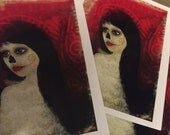 SALE print - 'Dia de los muertos' 8x10 glossy Print