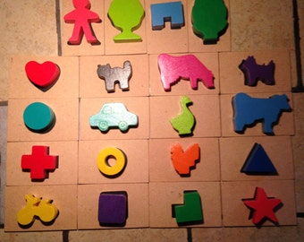 Shape Sorting Puzzle Toy
