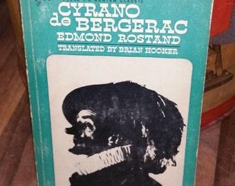 Cyrano De Bergerac by Edmond Rostand Vintage Paperback Books