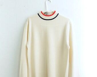 Italian Fine Wool Sweater