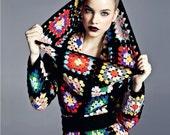 Crochet Square Dress Pattern 556