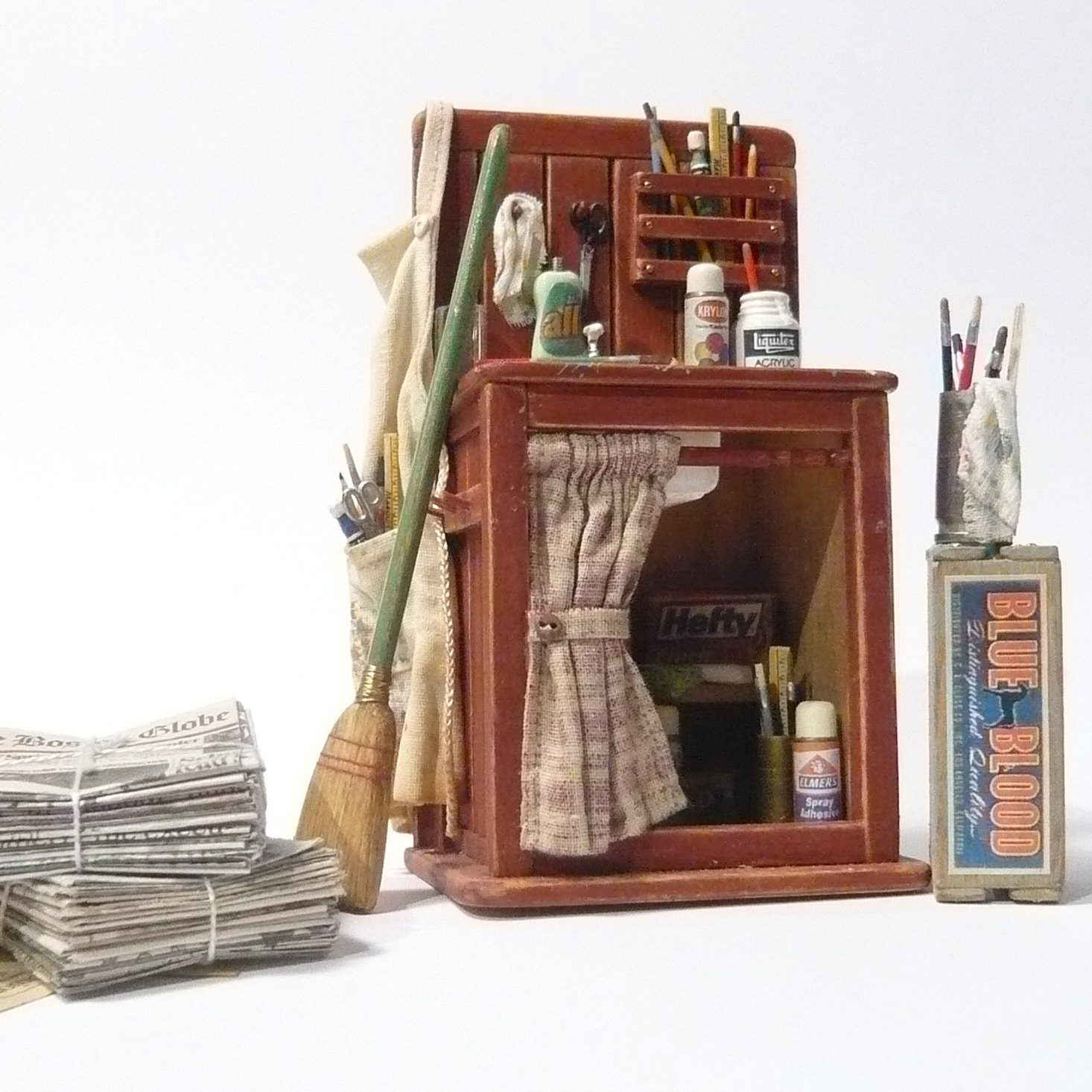 Marquis Miniatures: Rustic Realism In Miniature By MarquisMiniatures On Etsy