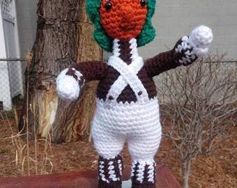 Crochet Oompa Loompa