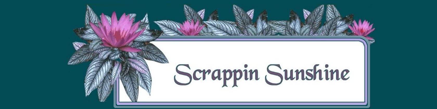 Scrappin Sunshine By Scrappinsunshine On Etsy