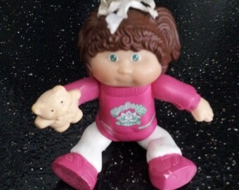 Vintage 1980's Cabbage Patch Figurine