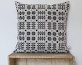 Welsh Blanket Linen Cushion