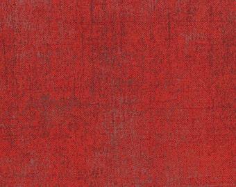 Red Grunge by Basic Grey for Moda  half yard
