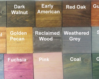 Rough Cut and Reclaimed Wood Samples Swatches for Mirrors, Centerpieces, Shelves and other products using this wood. 4 samples