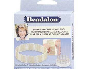 New Beadalon Bangle Bracelet Maker Weaver Tool