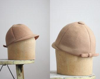 1950s equestrian hat