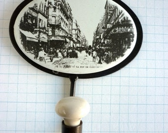 SALE PARIS 1 French Image Porcelain Hook