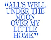All's Well Under the Moon Digital Download