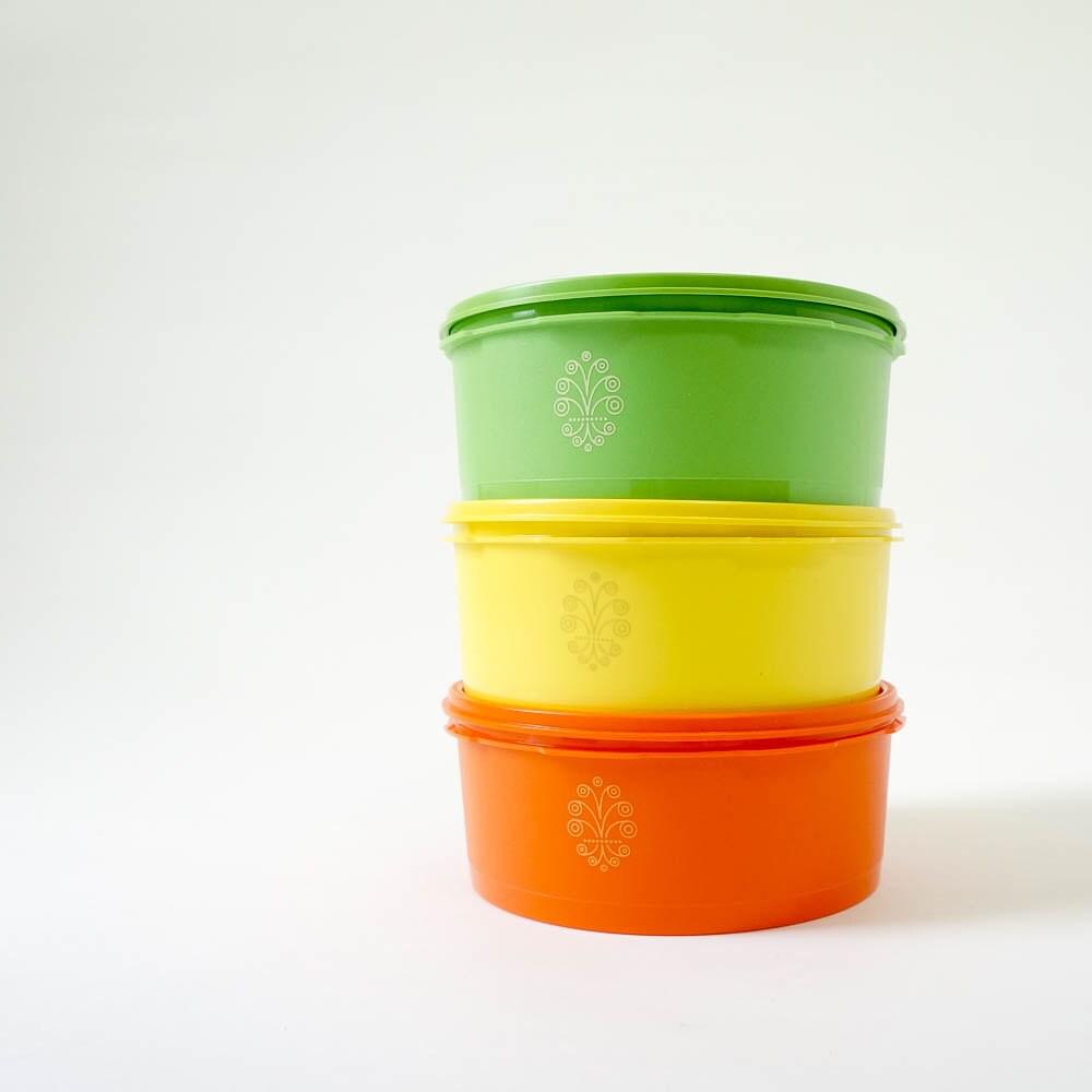 Tupperware vintage avant 1970