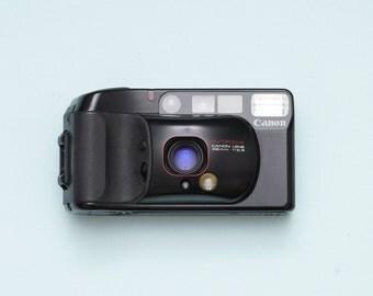 Canon Sure Shot Supreme 2.8/38mm Autofocus Compact Point and Shoot Film Camera - Excellent