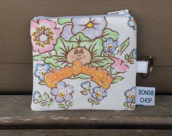 Cabbage Patch Kids Mini Wallet with ID Holder Recycled