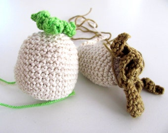 Chrsitmas decoration-- kitchen decoration, eco-friendly- Vegetables and fruits Stuffed with aromatic lavender leaves--Chrsitmas gift