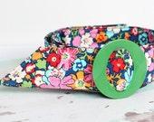 Liberty of London Bloomsbury Floral Fabrics Belt