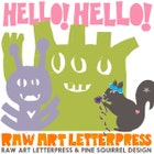 RawArtLetterpress
