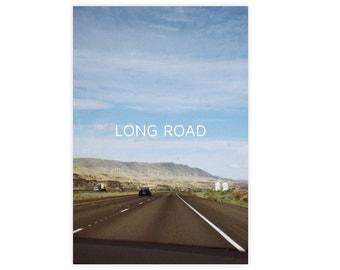 Long Road - Photo Book
