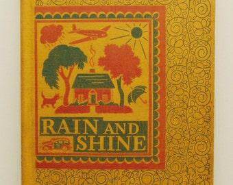 Rain And Shine 1942 Reader