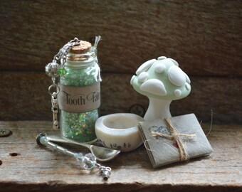 Tooth Fairy Kit - Honeydew