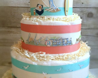 Life's A Beach Cake