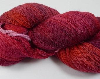 PHX--Klingon Blood Wine 52\/2 merino\/cashmere\/silk