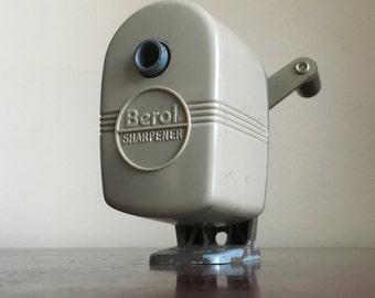 Vintage Beige Berol Sharpener.